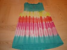 "TYE DYE GIRLS TANK BY ""SAVANNAH"" SIZE M(10-12)"