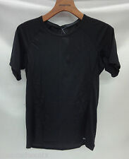 Patagonia Womens Capilene Lightweight T-Shirt 45656 Black Size Extra Small