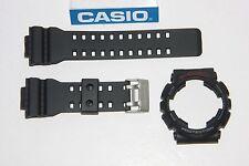 CASIO GA-110-1A G-Shock Original Black Band & Bezel Combo GA-100 GA-110 GA-120