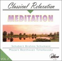 Various Artists : Meditation: Classical Relaxation, Vol. 7 CD