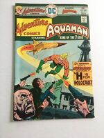 Adventure Comics Starring Aquaman #442 December 1975 DC Comics 3.5 VG-