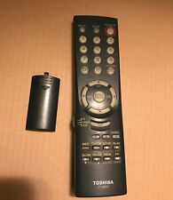 New listing Toshiba Tv Vcr Cable Remote Control Model Ct-900037 Fully Tested and Working Euc