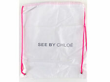 See by Chloe Storage Pouch, Dust Bag, Purse Holder, Drawstring Backpack