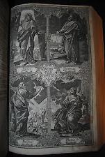 Biblia, c'est: les gantze sainte schrifft... - Nuremberg 1765