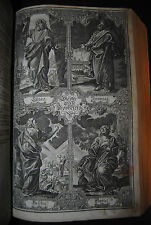 Biblia, il che è: la Santa gantze Schrifft... - Norimberga 1765