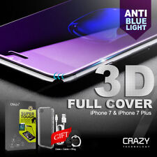 Tempered Glass Blue Mobile Phone Screen Protectors