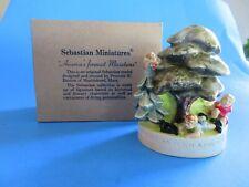 "Vintage Sebastian Miniatures ""Jack and Jill� 1949"