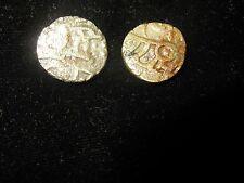 "1 - Western Asia Mahipala  750 - 1206 AD Silver Jital ""The Bull & Horse"""