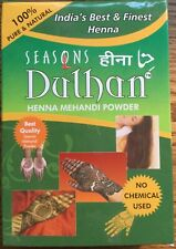 2x 100gm Seasons Dulhan Hair & Hands Henna Mehandi Powder USA seller