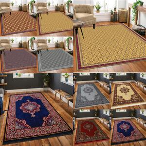 Traditional Area Rugs Hallway Runner Rug Living Room Bedroom Carpet Floor Mat