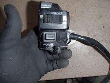 Yamaha 1982 Yamaha Virago horn/turn signal/headlight/choke lever switch