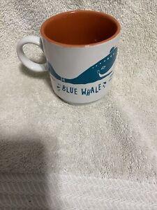 Coffee Mug ... Blue Whale ... The Curiosity Shoppe