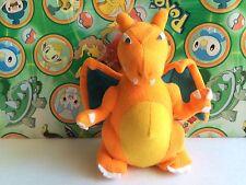 Pokemon Plush Charizard 1998 Banpresto UFO doll figure toy USA Seller charmander