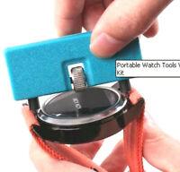 Outil Pour Visser et Dévisser Ouvreur de boîtier de montre Change  Pile Réglable