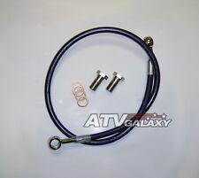 6 Inch Length Speedlinez Rear ATV Racing Brake Line Yamaha Blaster 03-06