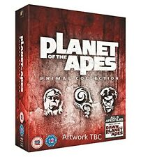 Planet Of The Apes - Primal Collection (Eight Films Box Set) [New Blu-ray]