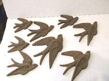 Vintage Burwood Flying Bird Set 2650-1 2650-2 2650-3
