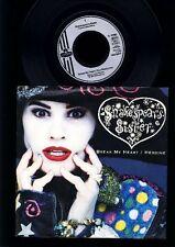 Shakespears Sister-Break My Heart-HEROINE - 7 Inch Vinyl-Holland