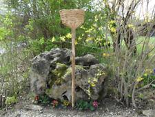 Runde Markenlose Deko-Blumentöpfe & -Vasen aus Korb