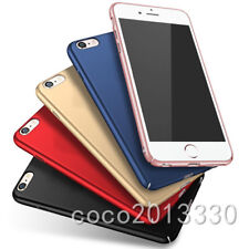 Slim Frosted PC Matte Ultra-Thin Rubberized PC Hard Back Phone Cover Case Skin A