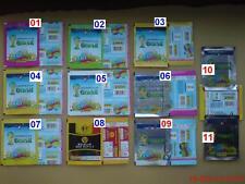 PANINI WM 2014 World Cup choose of 32 different verschiedene Tüten packets