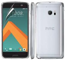 Clair silicone tpu gel etui housse + protecteur d'écran pour HTC 10