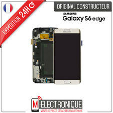 Ecran LCD Gold Original Samsung Galaxy S6 Edge G925