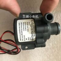 Mini DC 12V 6W Brushless Water Pump Micro Submersible Quiet Circulation Pump