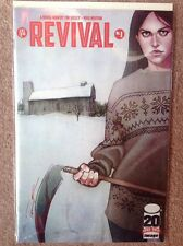 REVIVAL #1 Image Comics Tim Seeley SIGNED BY JENNY FRISON NM High Grade