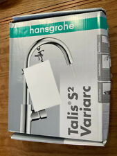 Hansgrohe Talis S2 Variarc Chrome Kitchen Sink Tap