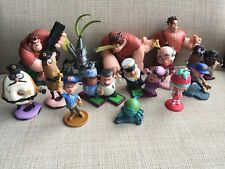 Wreck It Ralph Sugar Rush Sets Figures Huge Lot Toys Dolls Cake Toppers