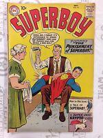Superboy #75 Comic Book DC 1959
