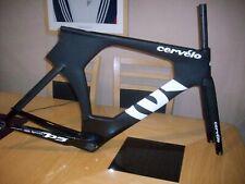 Cervelo P5 frame set and specialized s-works bars, triathlon, tt, road bike