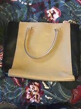 Ladies Girls Large Tote Bag Large Handbag Black And Beige DOROTHY PERKINS