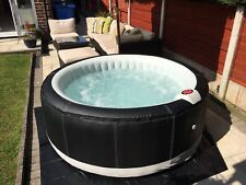 BRAND NEW INFLATABLE HOT TUB, SPA, 4/5 PERSON, PREMIUM DELUXE, JACUZZI, HOT TUB