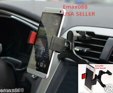 Car Air Vent Mount Cradle Holder Stand For  Smart Mobile Cell Phone IPOD GPS