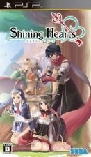 USED PSP ​​Shining Hearts Game soft