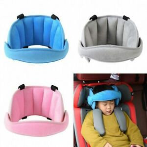 Baby Car Seat Head Support Carseat Protection Protector Sleep Pillows Headrest
