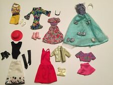 Mattel Barbie Doll Clothes Mixed Lot #2 Various Eras and Collections