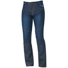 Pantaloni jeans blu per motociclista Taglia 48