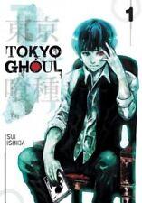 Tokyo Ghoul, Vol. 1 (Tokyo Ghoul) by Sui Ishida.