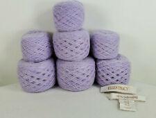 100% Cashmere Light Purple Heather Recycled 4.6 oz 130 g 2208 yds no knots
