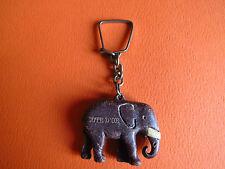 PORTE-CLES 1960-1970 CHOCOLAT COTE D'OR ELEPHANT