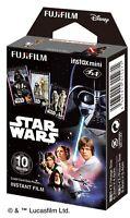 10 Fuji Instax Mini 8 Film Star Wars Fujifilm Mini 90/50s Instant Films 800 ISO