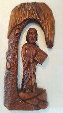 Skulptur.Der Lehrer. geniales Geschenk zu Weihnachten