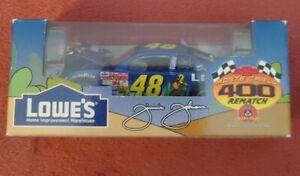 2002 Jimmie Johnson #48 Lowe's Looney Tunes Rematch 1:64 scale ACTION 1 of 2016