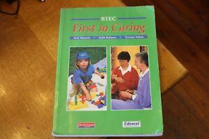 BTEC First In Caring by Beryl Stretch, Kath Bulman Yvonne Nolan Paperback, 2000