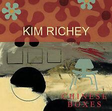 Audio CD Chinese Boxes - Kim Richey - Free Shipping