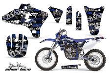 Yamaha YZF 250/450 Graphics Kit AMR Racing Bike Decal Sticker Part 03-05 SHAZE B
