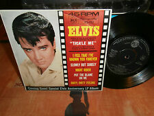 "elvis presley""tickle me""rca victor:4383-black label-ep7"".australie original 1965"